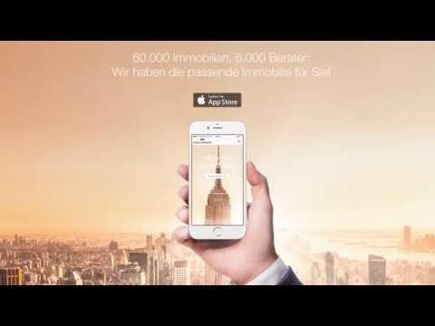Die neue Immobilien App – Mobil Ihre Traumimmobilie finden