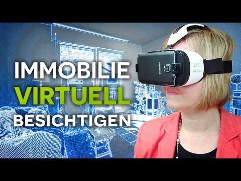 Virtual Reality Immobilien besichtigen mit Oculus Rift – ideal für schlechte Immobilien