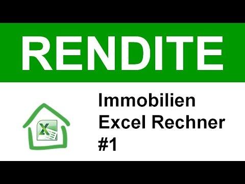 Marco Feindler Heidelberg 's Tipps umsetzen: Rendite wie Profis automatisiert mit Excel berechnen (#1)