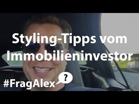 Styling-Tipps vom Immobilien-Investor | Wie kleidet man sich in der Immobilienbranche? – #FragAlex