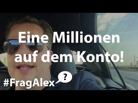 1 MILLION auf dem Konto! Wie viel Immobilien-Volumen bekomme ich dafür? – #FragAlex
