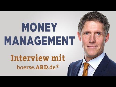 Dein Schlüssel zur erfolgreichen Geldanlage (Money Management – Interview mit Boerse.ARD)