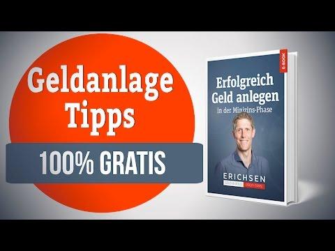 Geldanlage-Tipps – 100% gratis