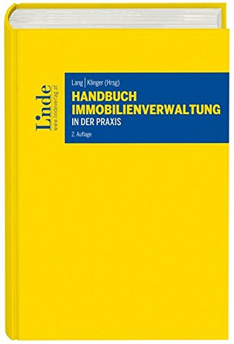 Handbuch Immobilienverwaltung in der Praxis
