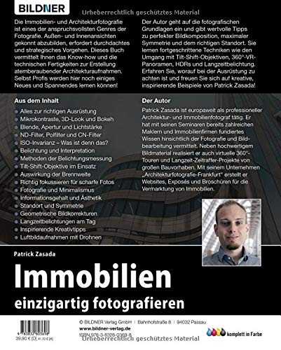 Immobilien einzigartig fotografieren: Profitipps für Architekturaufnahmen